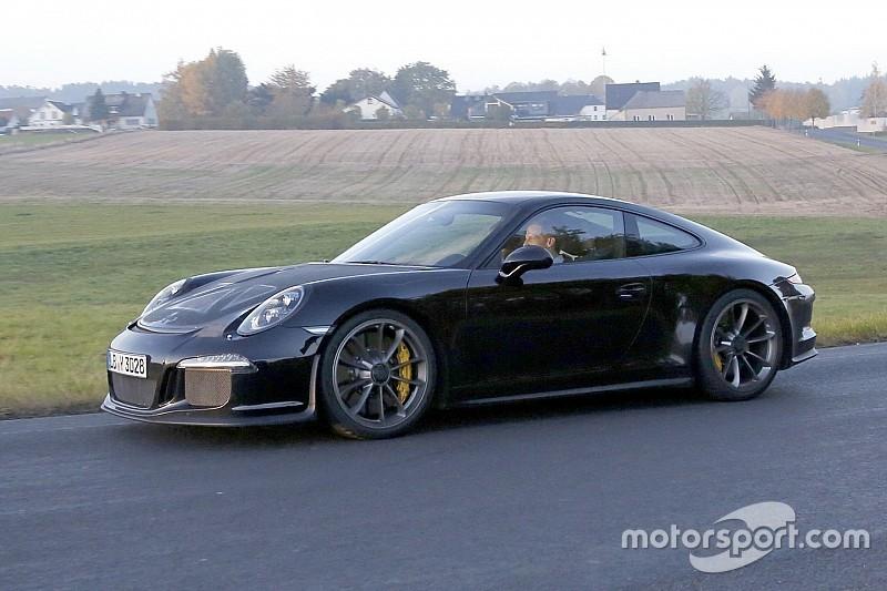 Is dit de nieuwe Porsche 911 R?