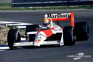 Formule 1 Actualités 30 octobre 1988 - Le premier titre mondial d'Ayrton Senna