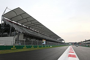 Formula 1 Breaking news F1 set to match Monza top speeds in Mexico