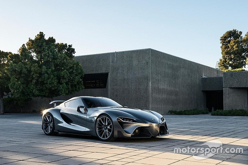 Toyota bevestigt onthulling Supra revival concept in 2016