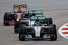 Rosberg blames wind for Austin mistake
