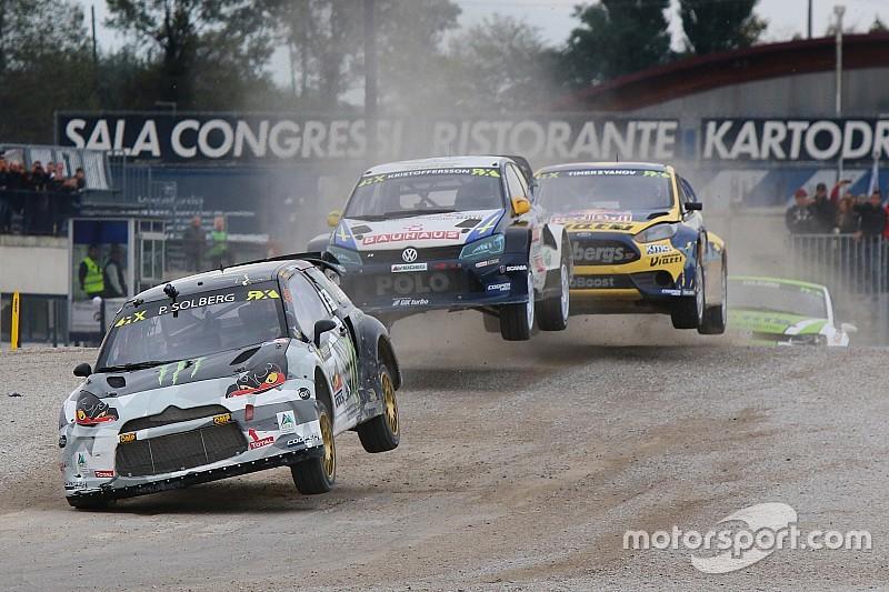 Rallycross-WM stellt Kalender für Saison 2016 vor