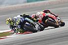 Rossi pretende recorrer ao TAS contra punição por toque em Marquez