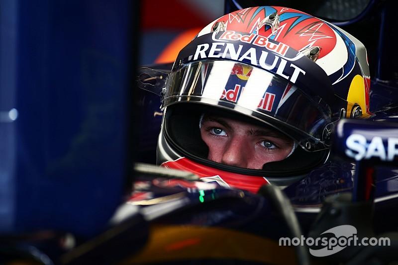 GP Mexiko: Formel-1-Teenager Max Verstappen fährt Bestzeit