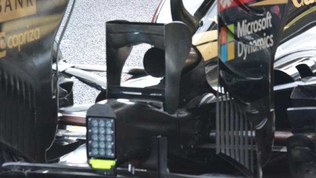 Lotus: nel retrotreno c'è il Monkey seat doppio