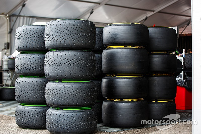 Pirelli porterà tre specifiche a GP per i team nel 2016