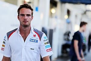 Formula 1 Interview Van der Garde looking to return to action in 2016