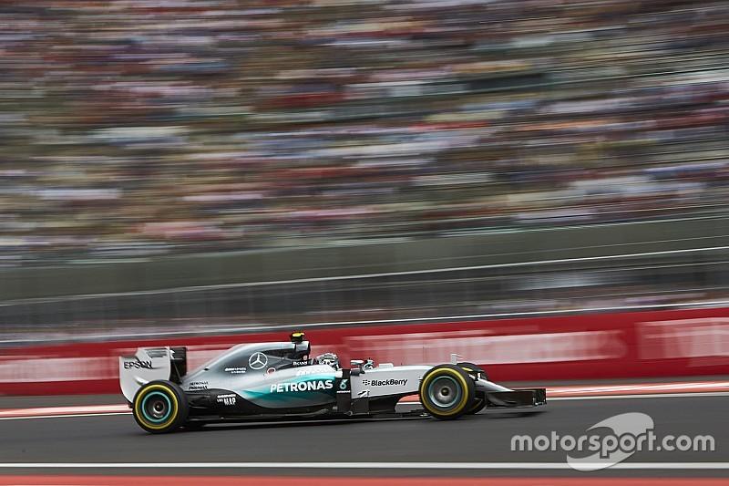El Autódromo Hermanos Rodríguez no es de los más rápidos de la F1