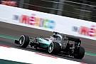 Messico, Q2: Vettel fra le due Mercedes, Kimi fuori