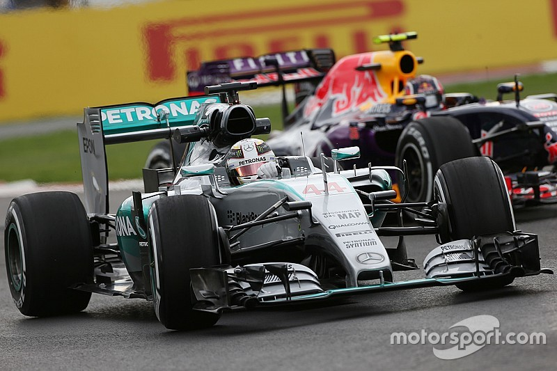 Hamilton fears lack of overtaking in Mexico race