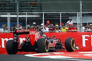 Формула 1 Пресс-релиз В Toro Rosso пожаловались на перегрев