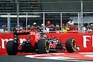 В Toro Rosso пожаловались на перегрев