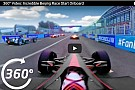 F-E posta vídeo de largada em 360º; F1 deveria ter recurso?