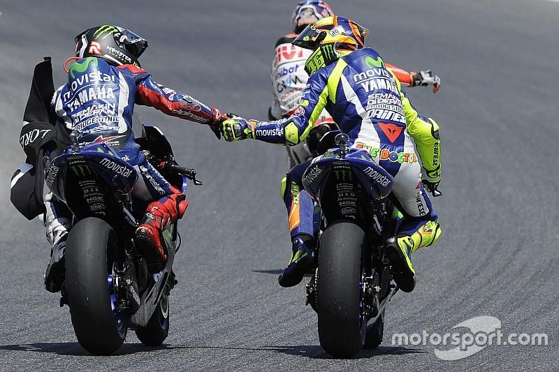 Rossi wil Lorenzo 'op gelijke voet' bestrijden in seizoensfinale