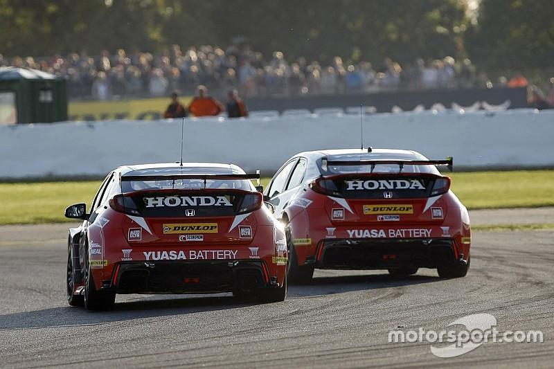 Honda's factory team gets third BTCC entry for 2016