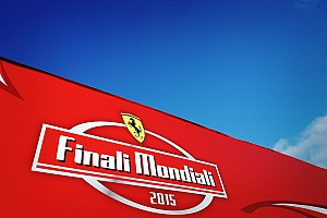 Ferrari Preview Ferrari Finali Mondiali gets under way at Mugello