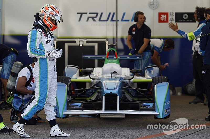 Il Team Trulli non ha superato le verifiche tecniche!