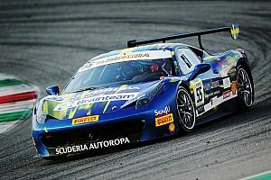 Ferrari Reporte de la carrera Santoponte se lleva la victoria en el Trofeo Pirelli
