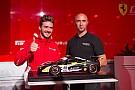 E' del team Baron Service la Best Ferrari's Livrea