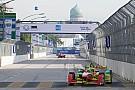 Stand in het Formule E-kampioenschap: Frijns vijfde