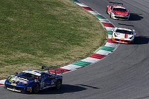 Ferrari Raceverslag Santoponte wint ook tweede race die eindigt met crash