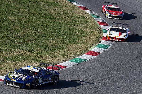 Matteo Santoponte mit zweitem Sieg nach Rennabbruch