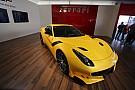 Ferrari lanceert de F12tdf supercar op Mugello
