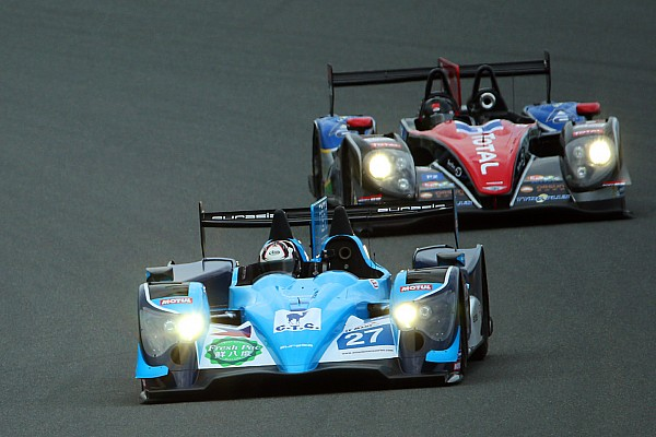 Race Performance wins Round 2 of The Asian Le Mans Series at Sepang