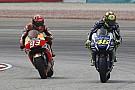 Valentino Rossi bezichtigt Marc Marquez der Lüge