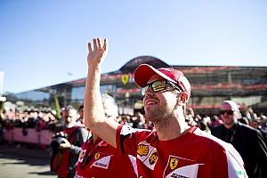 Ferrari Entrevista Exclusivo: Vettel fala sobre reta final da temporada 2015