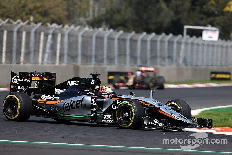 Force India s'unira à Aston Martin uniquement sur le long terme