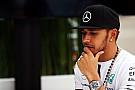 Vor Brasilien-Grand-Prix: Lewis Hamilton ist krank