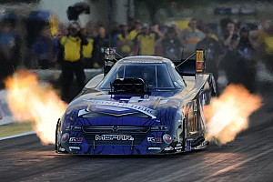 NHRA Preview NHRA title week: Two championships still up for grabs