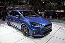 Ford werkt aan lichtere variant Focus RS met 400 pk