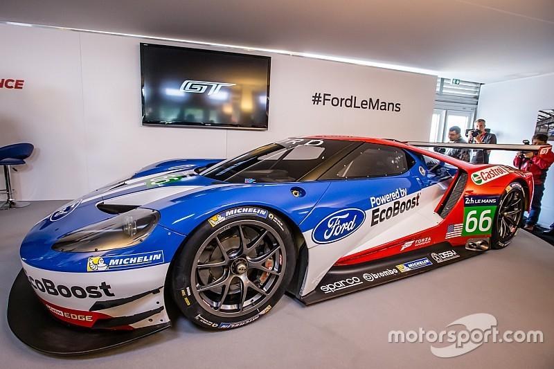 Westbrook, Briscoe und Bourdais für Ganassi im neuen Ford GT