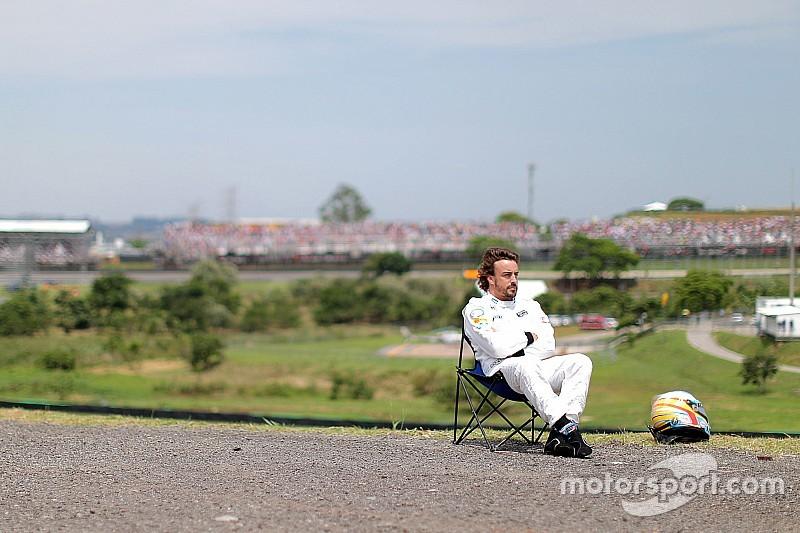 Alonso's frustrations trigger social media storm