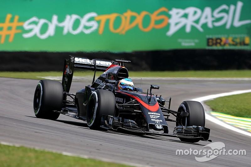 Алонсо получит в воскресенье новый двигатель