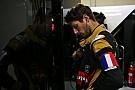 Grosjean rêve de faire flotter le drapeau français sur le podium