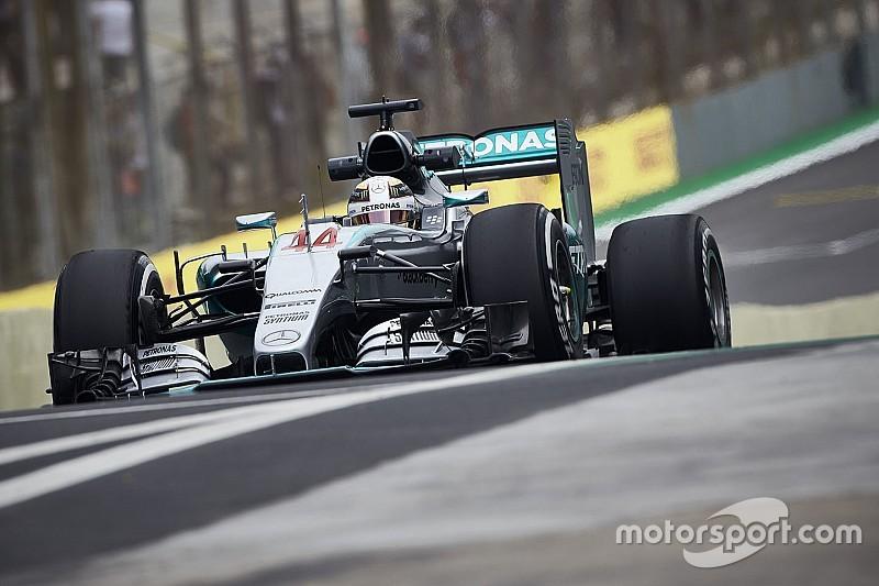 """Hamilton: """"Impossibile superare su questa pista"""""""