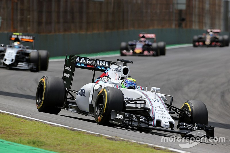 Felipe Massa es descalificado del GP de Brasil