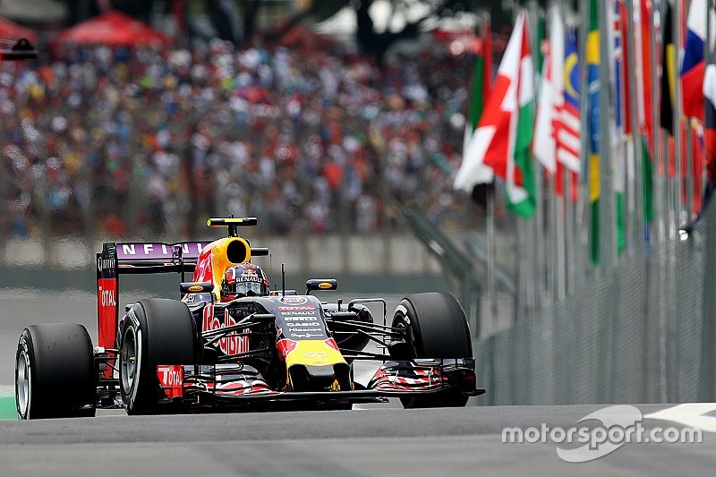 Red Bull grabs 6 points at São Paulo