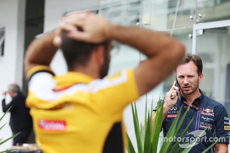 Renault примет решение по Red Bull только после Lotus