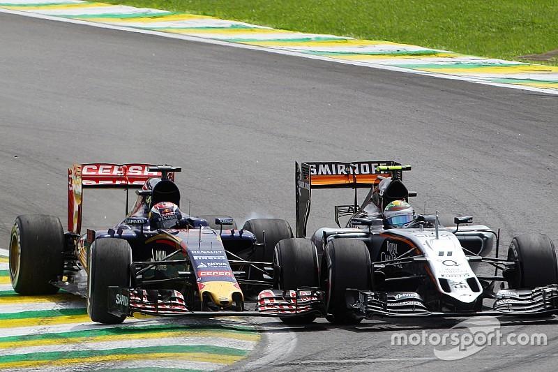 Verstappen: duelo Schumacher/Kimi inspirou manobra em Perez