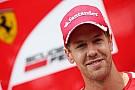 Vettel nogal koppig in eerste tijd bij Ferrari - Arrivabene