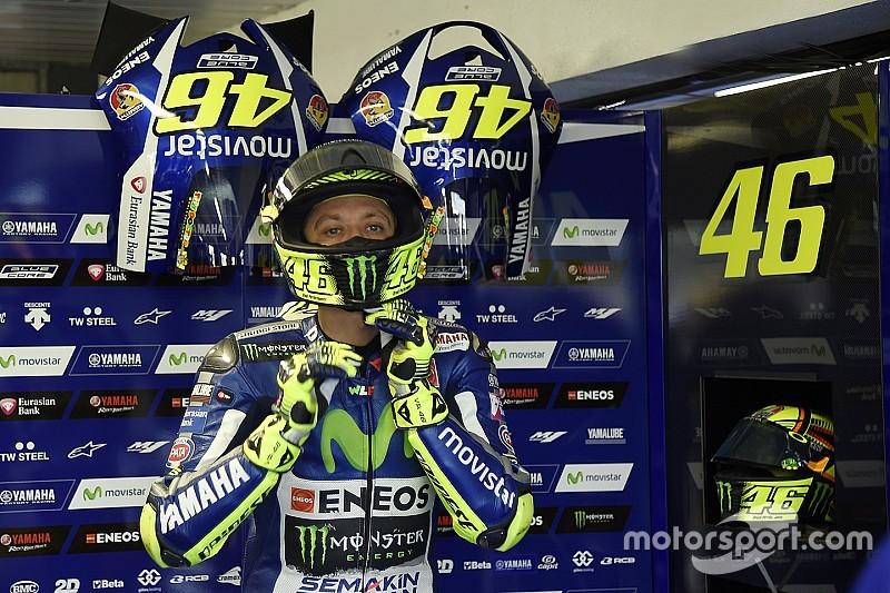 """Un """"destruido"""" Rossi está recuperando su motivación"""