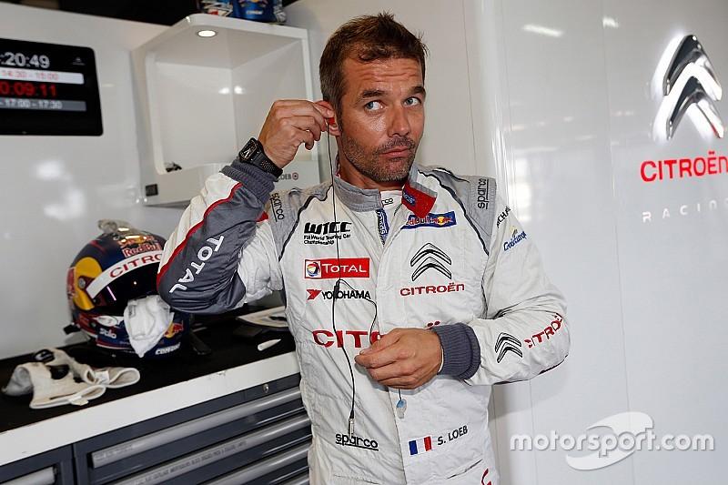 """Loeb, """"sorprendido"""" por no seguir en Citroën"""