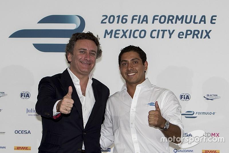 Se confirmó la carrera de la Fórmula E en México