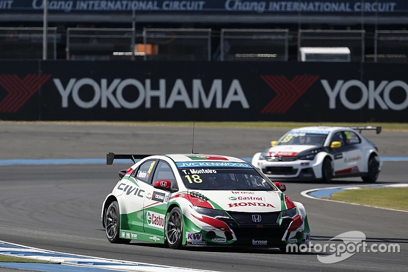 Il team Honda Castrol rinuncia all'appello per Monteiro