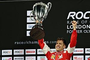 "Race of Champions Rennbericht Race of Champions: Sebastian Vettel ist ""Champion der Champions"" 2015"
