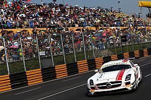 GT Résumé de course Maro Engel premier lauréat de la coupe du monde de GT